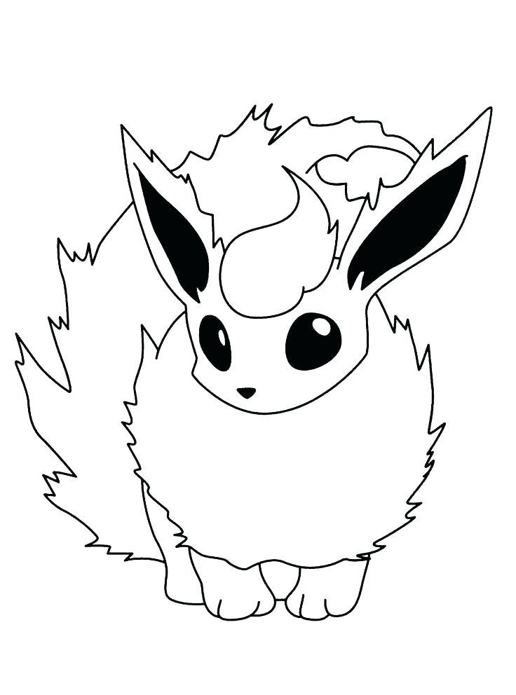 Tranh tô màu Pokemon mẫu vẽ đẹp nhất