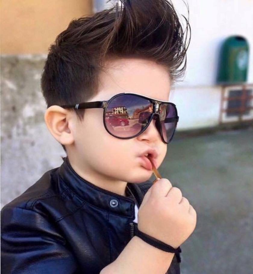 Kiểu tóc cho bé trai phong cách Hàn Quốc đẹp nhất