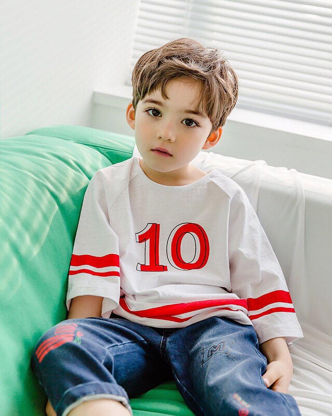 Kiểu tóc undercut cho bé trai đẹp