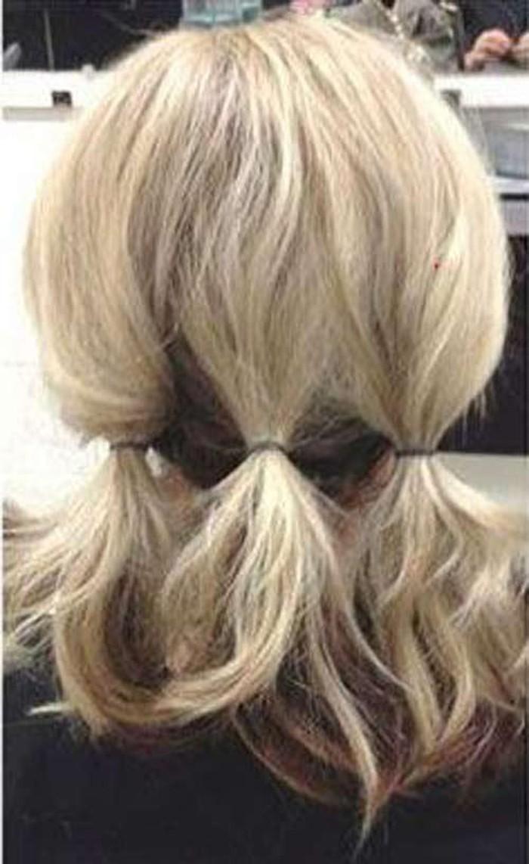 Tết tóc bé gái đẹp nhất