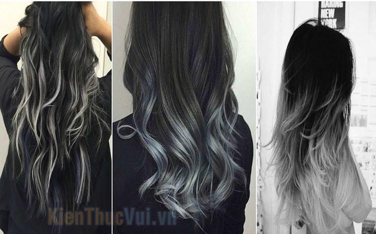 Những màu tóc Highlight đẹp nhất 2021