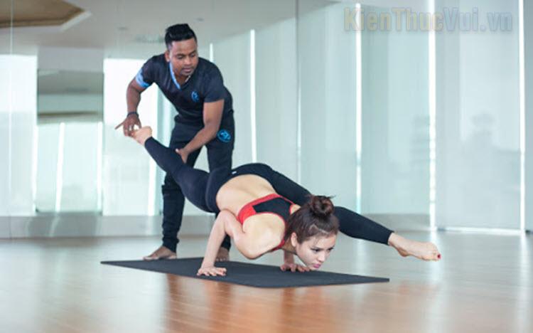 Các tư thế Yoga đẹp nhất
