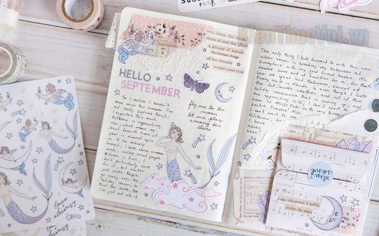 Cách viết nhật ký cho người mới bắt đầu
