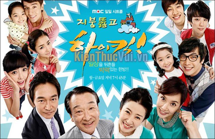 Gia đình là số 1 – High Kick 1, 2 (2006, 2009)