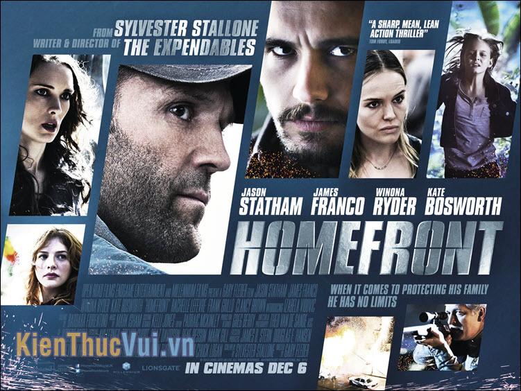 Home Front - Bước đường cùng (2013)