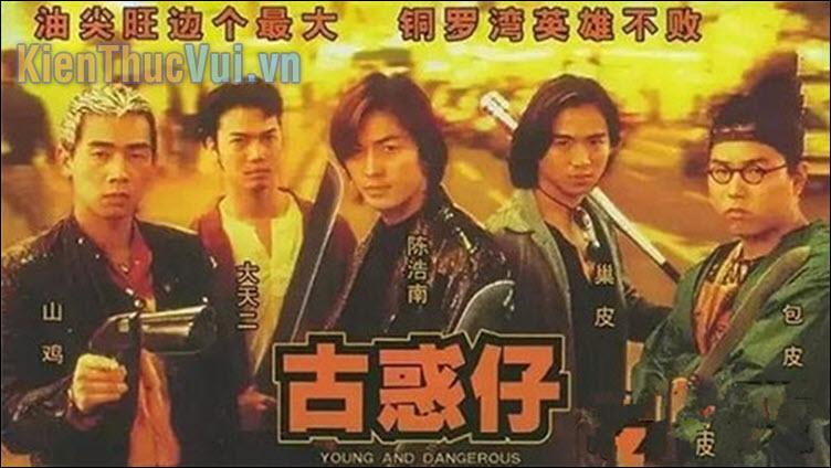 Người trong giang hồ - Young and Dangerous (1996)