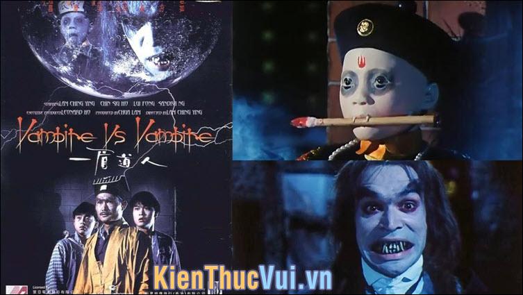 Nhất my đạo nhân – Mr Vampire 5 (1989)