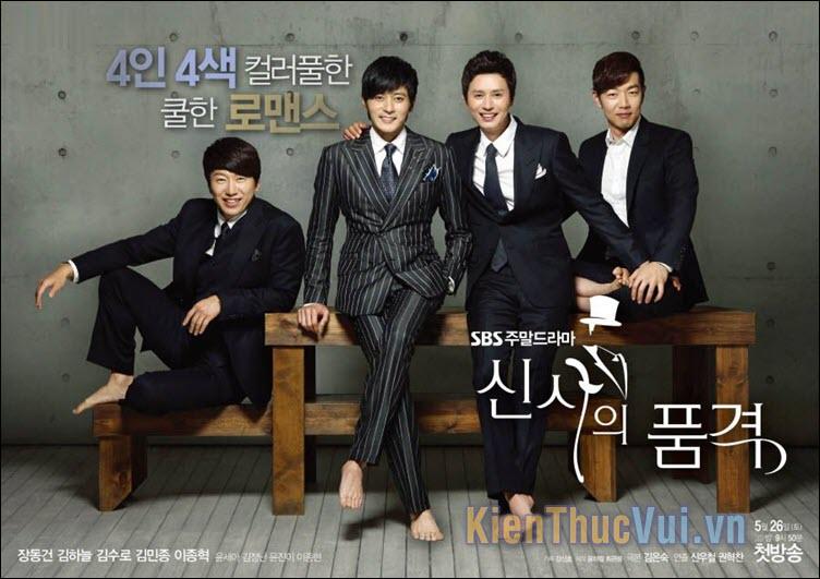 Phẩm chất quý ông – Gentleman's Dignity (2012)