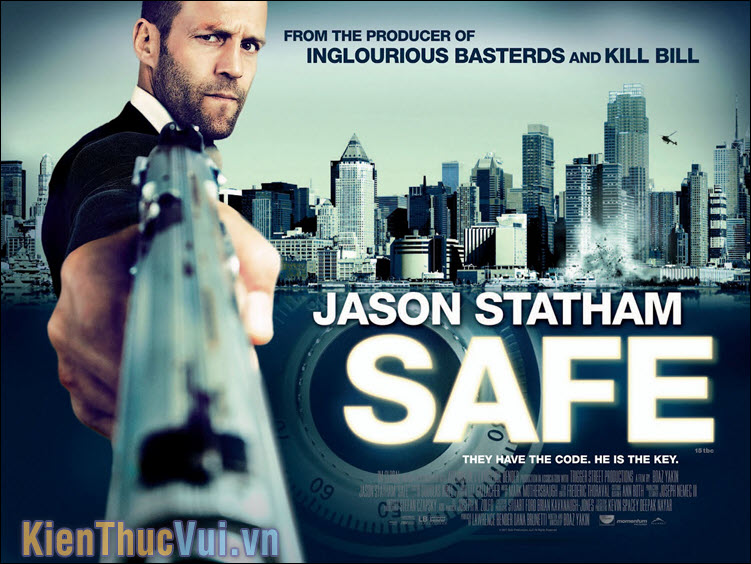 Safe – Mật mã sống (2012)