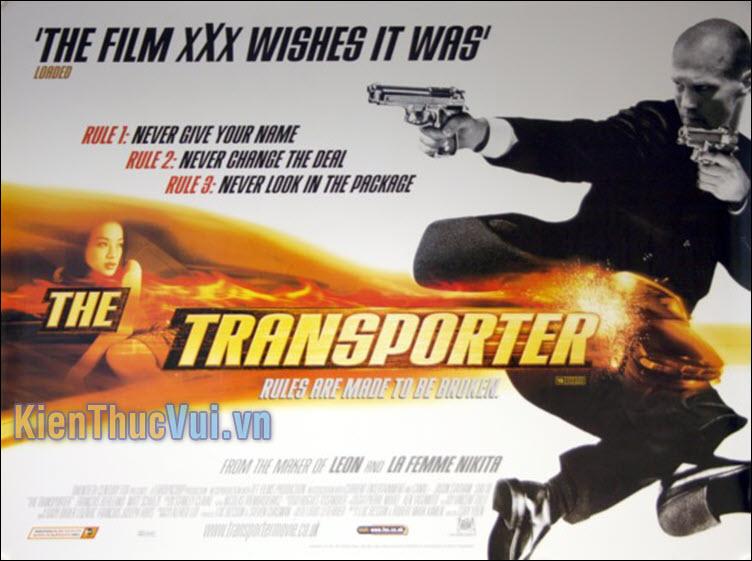 Series The Transporter – Người vận chuyển (2002, 2005,2008)