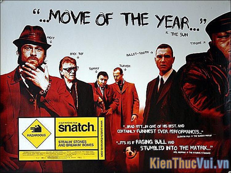Snatch – Tên trộm Nữ Trang (2000)