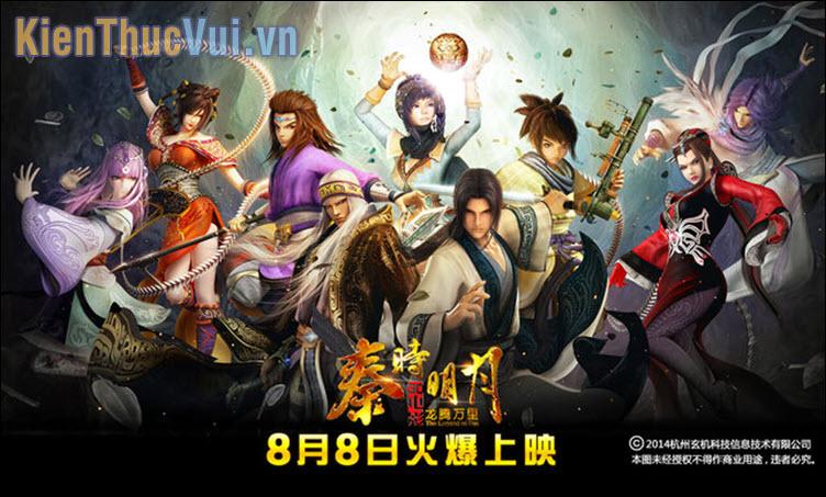 Tần thời Minh nguyệt (2007)