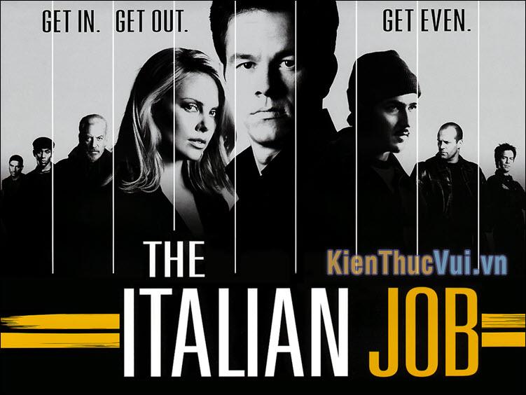 The Italian Job - Phi vụ cuối cùng  Kẻ phản bội (2003)