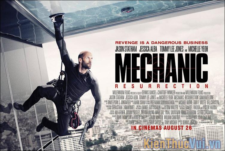 The Mechanic – Sát thủ thợ máy (2011, 2016)