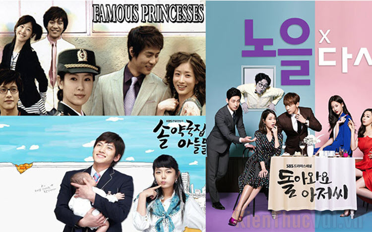 Top 15 phim hài Hàn Quốc hay nhất