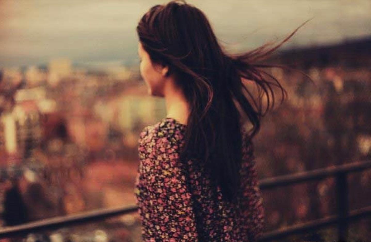 Ảnh cô gái cô đơn, đau khổ đẹp