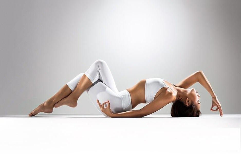 Các thư thế Yoga giúp giảm mỡ bụng cho người mới