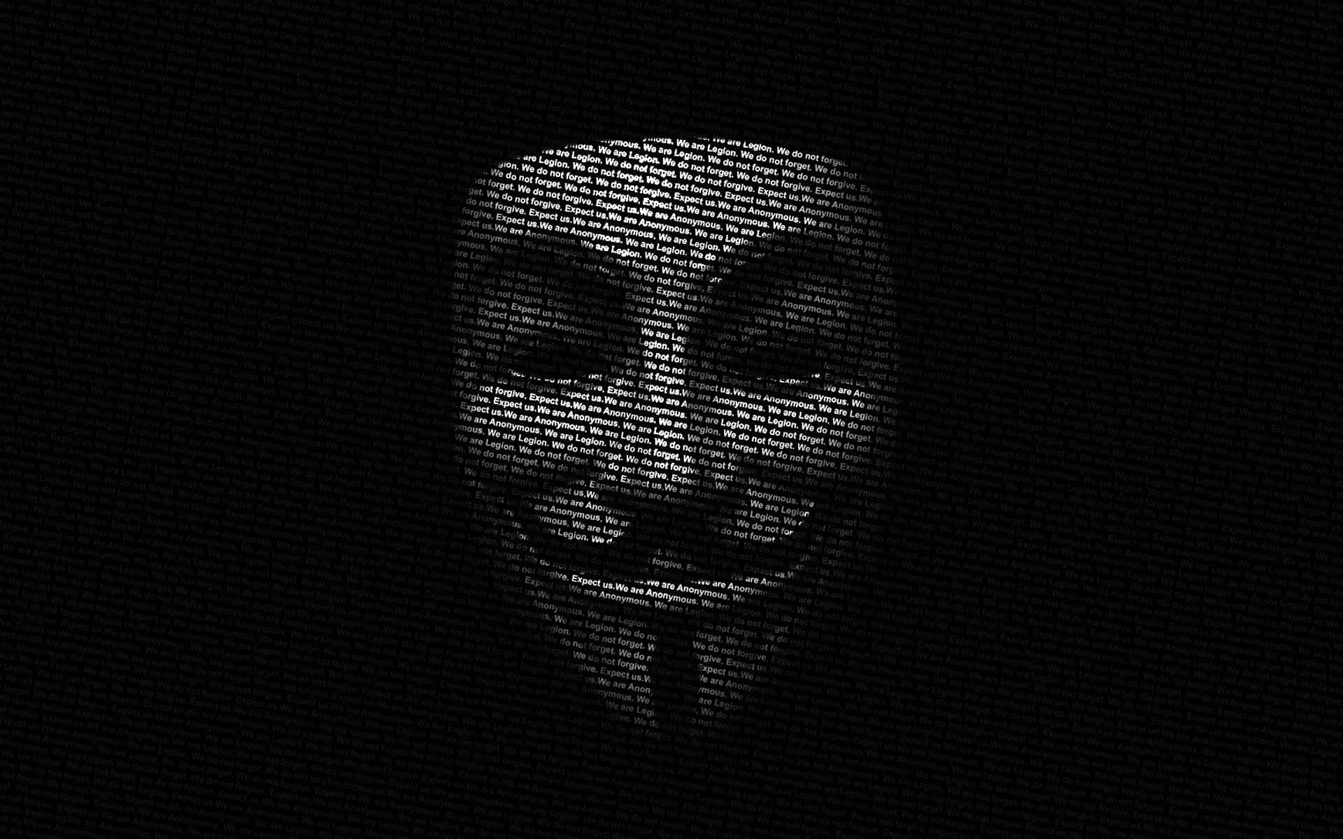 Hình nền đen hacker đẹp Wide