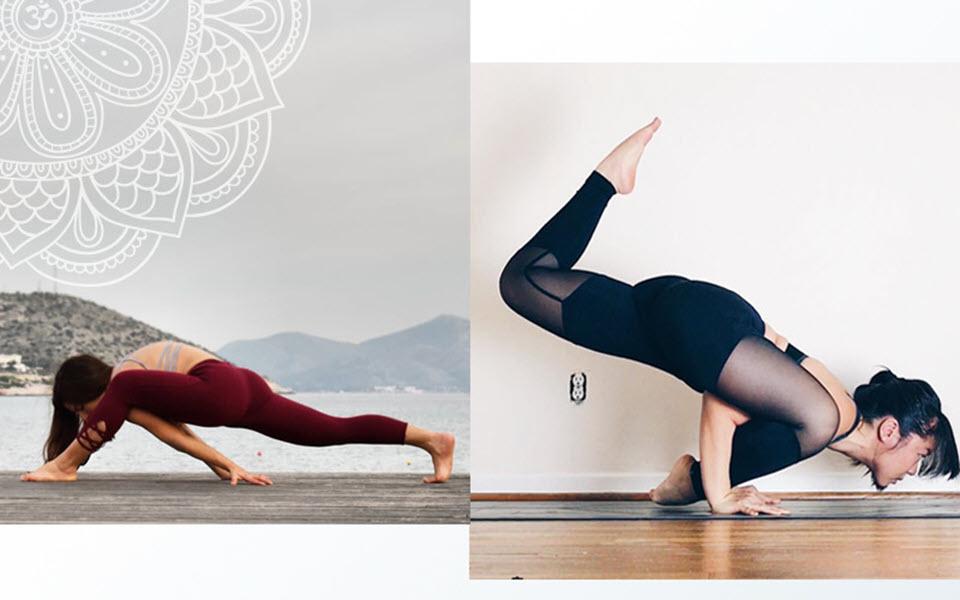 Tư thế Yoga con thằn lằn