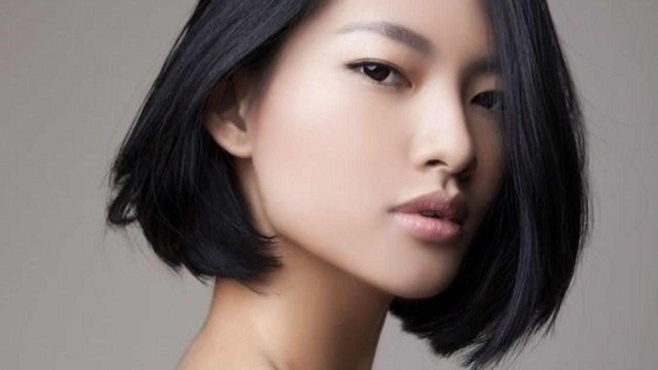 Kiểu tóc bob ngắn cho mặt vuông