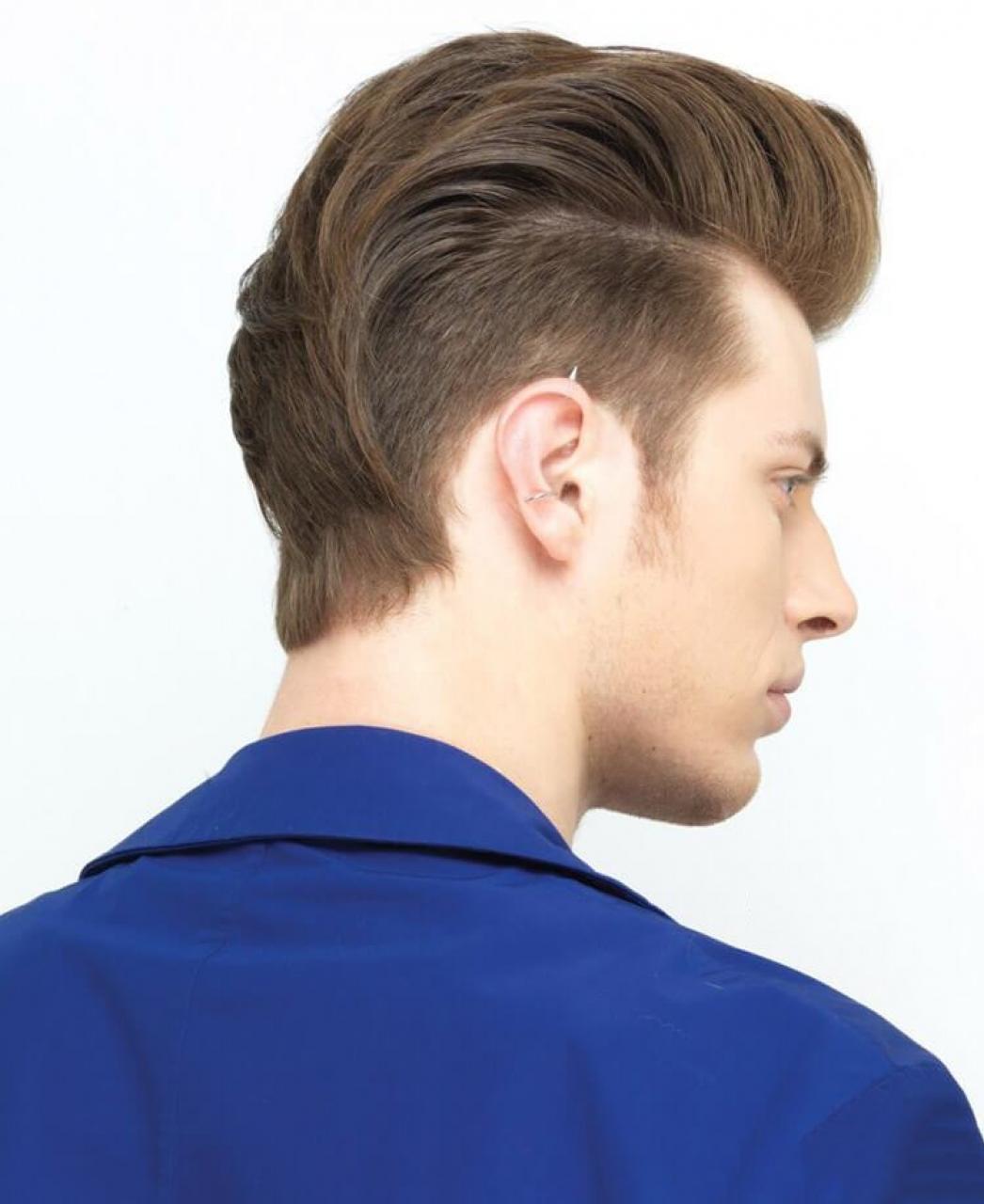 Kiểu tóc nam undercut cho mặt tròn mập đẹp nhất