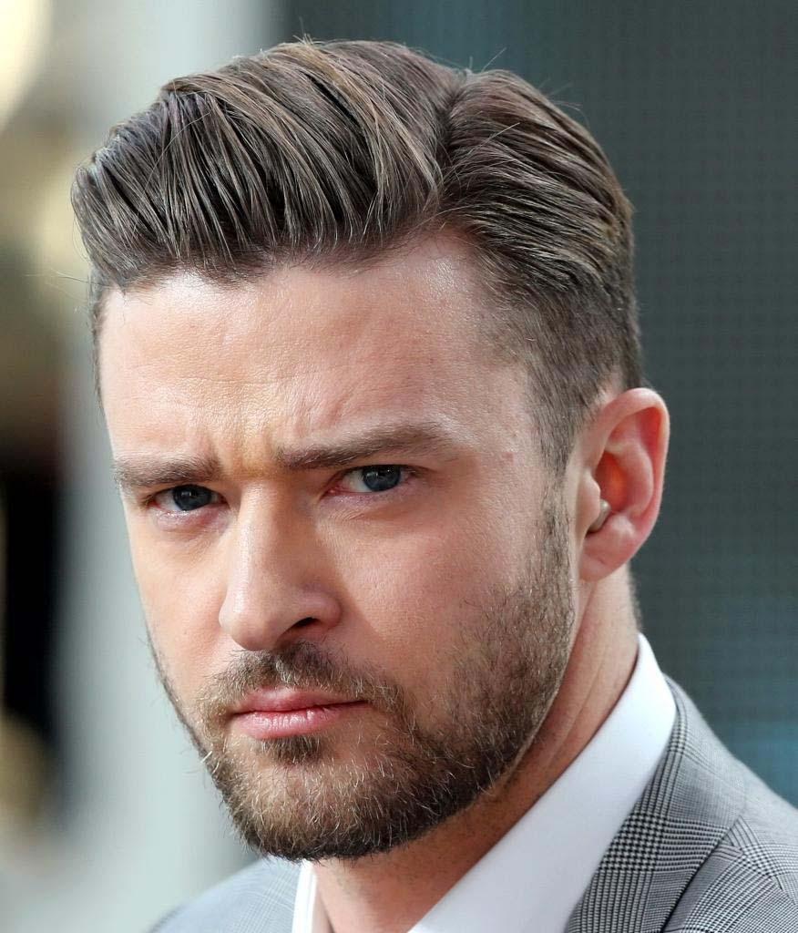 Kiểu tóc undercut cho nam mặt tròn mập