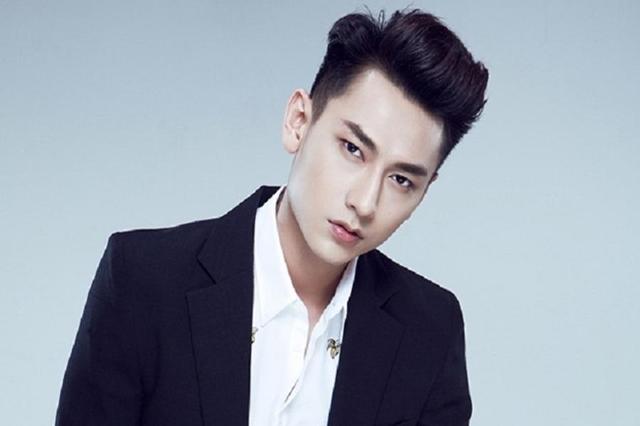 Kiểu tóc nam rẽ ngôi lệch Hàn quốc