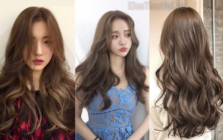 50+ Kiểu tóc ngang lưng đẹp nhất