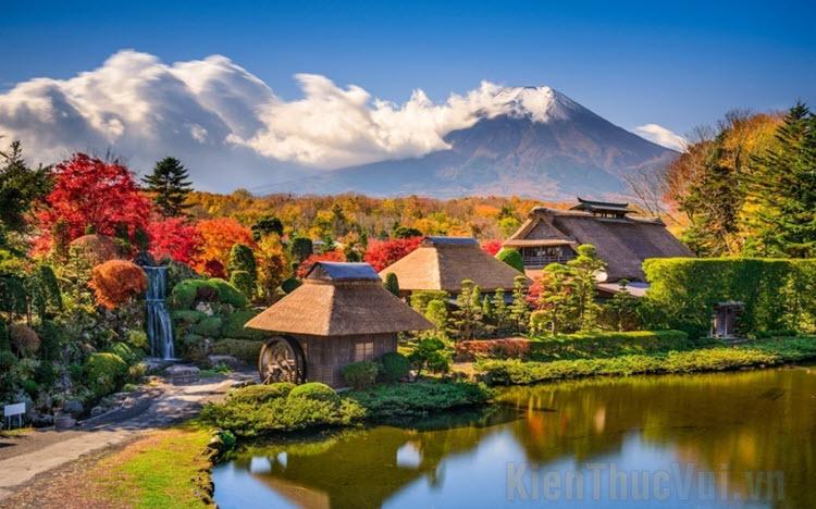 Ảnh đẹp Nhật Bản