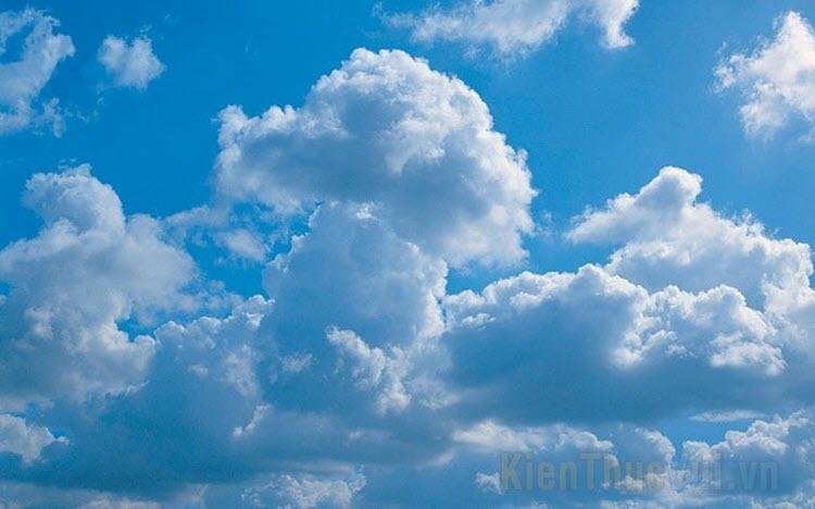 Ảnh mây đẹp