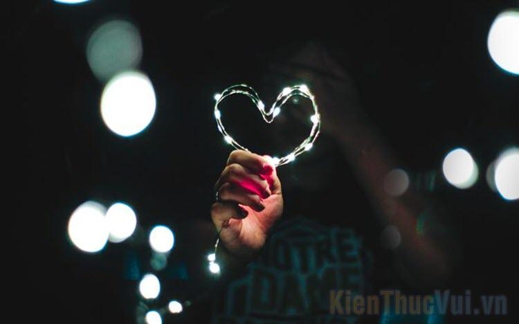 Ảnh trái tim đẹp
