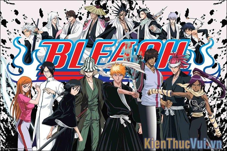Bleach – Sứ giả thần chết