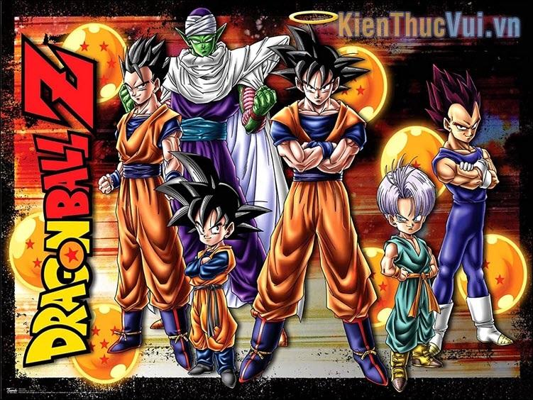 Dragon Ball Z – Bảy viên ngọc rồng Z