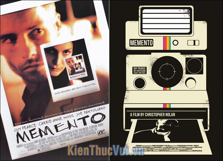 Memento – Kẻ mất trí nhớ (2000)