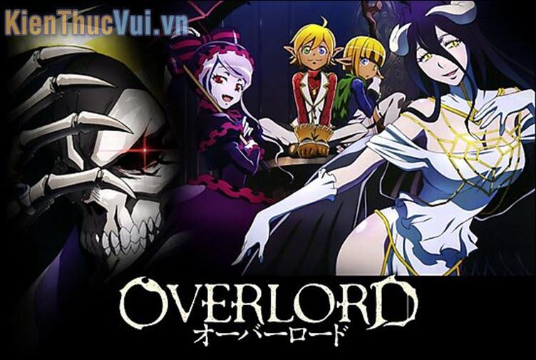 Overlord – Lạc vào thế giới game