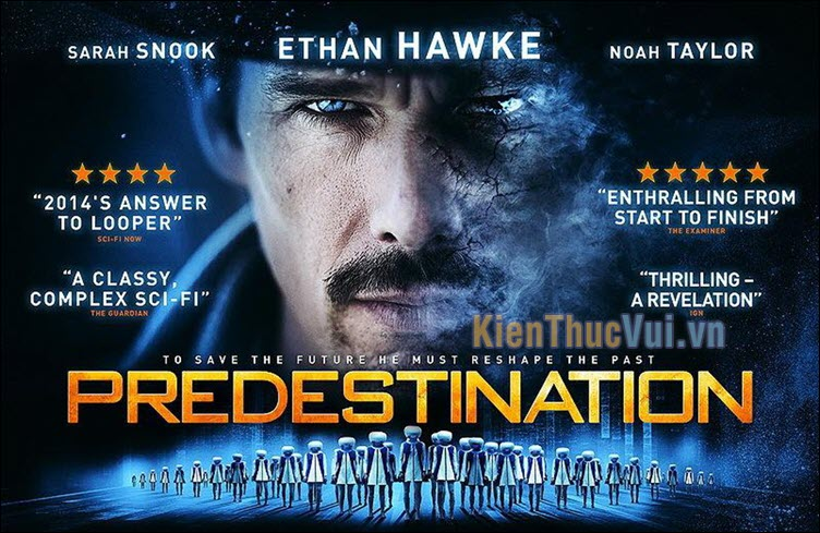 Predestination – Tiền định (2014)