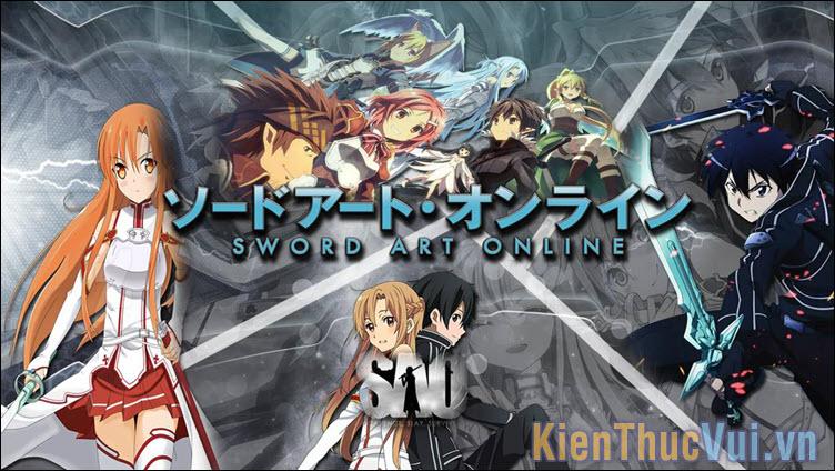 Sword Art Online – Đao kiếm thần vực