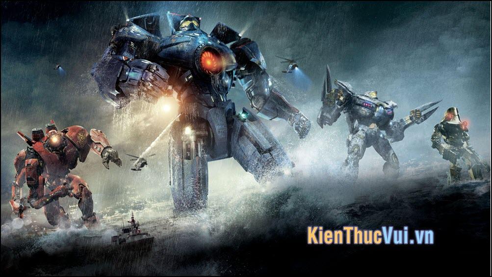 Kaiju là một từ tiếng Nhật có nghĩa là sinh vật lạ