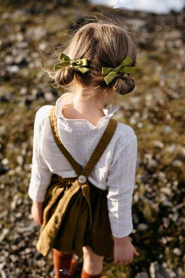 Kiểu buộc tóc cho bé gái đẹp