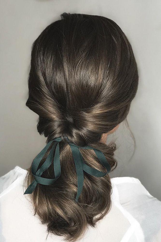 Kiểu tết tóc đơn giản dễ thương