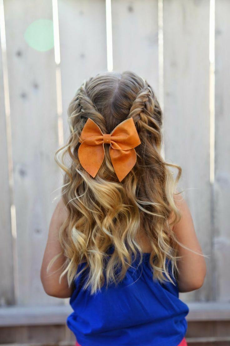 Kiểu tóc cho bé gái dễ thương nhất
