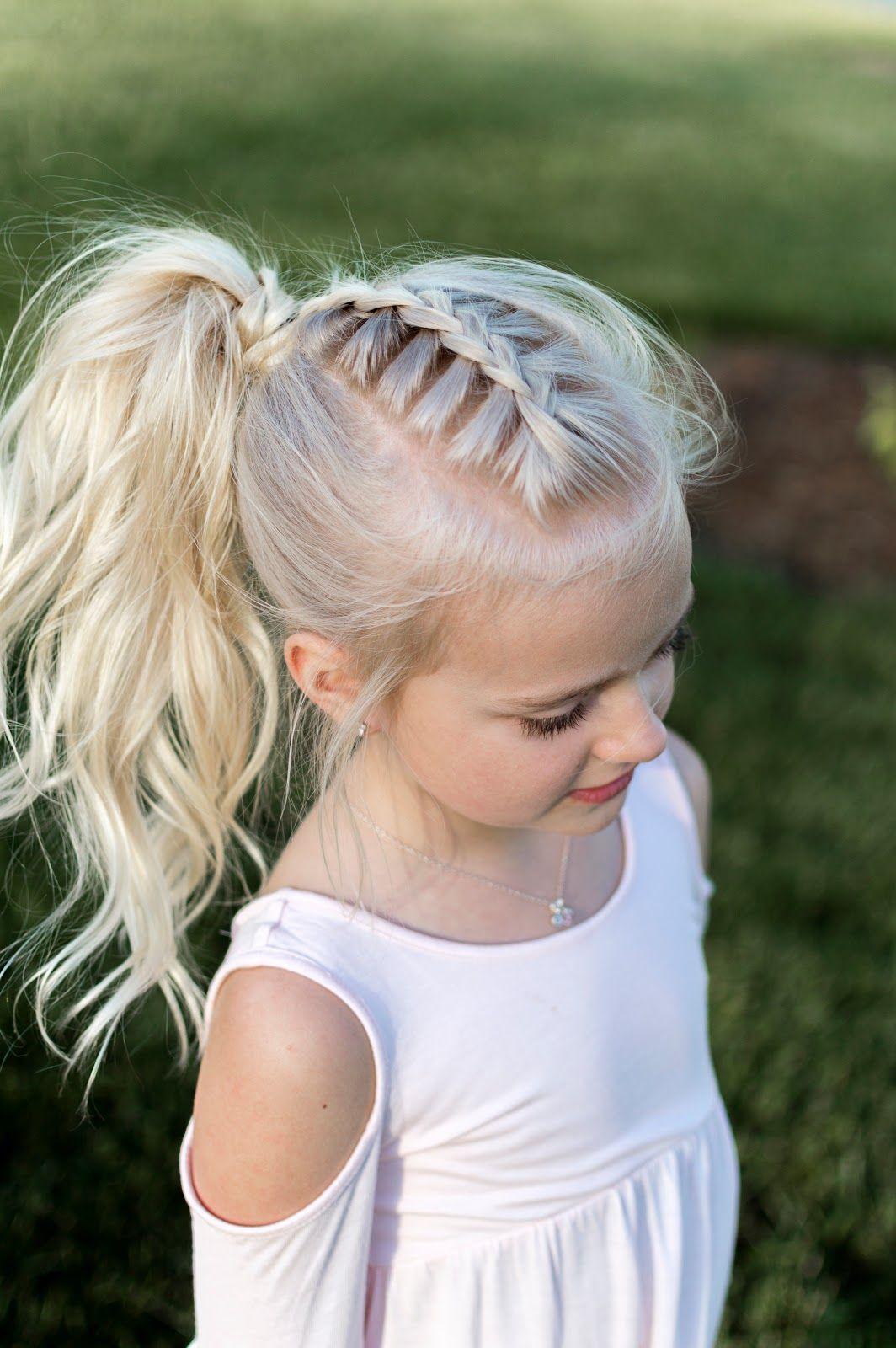 Kiểu tóc cho bé gái đẹp nhất