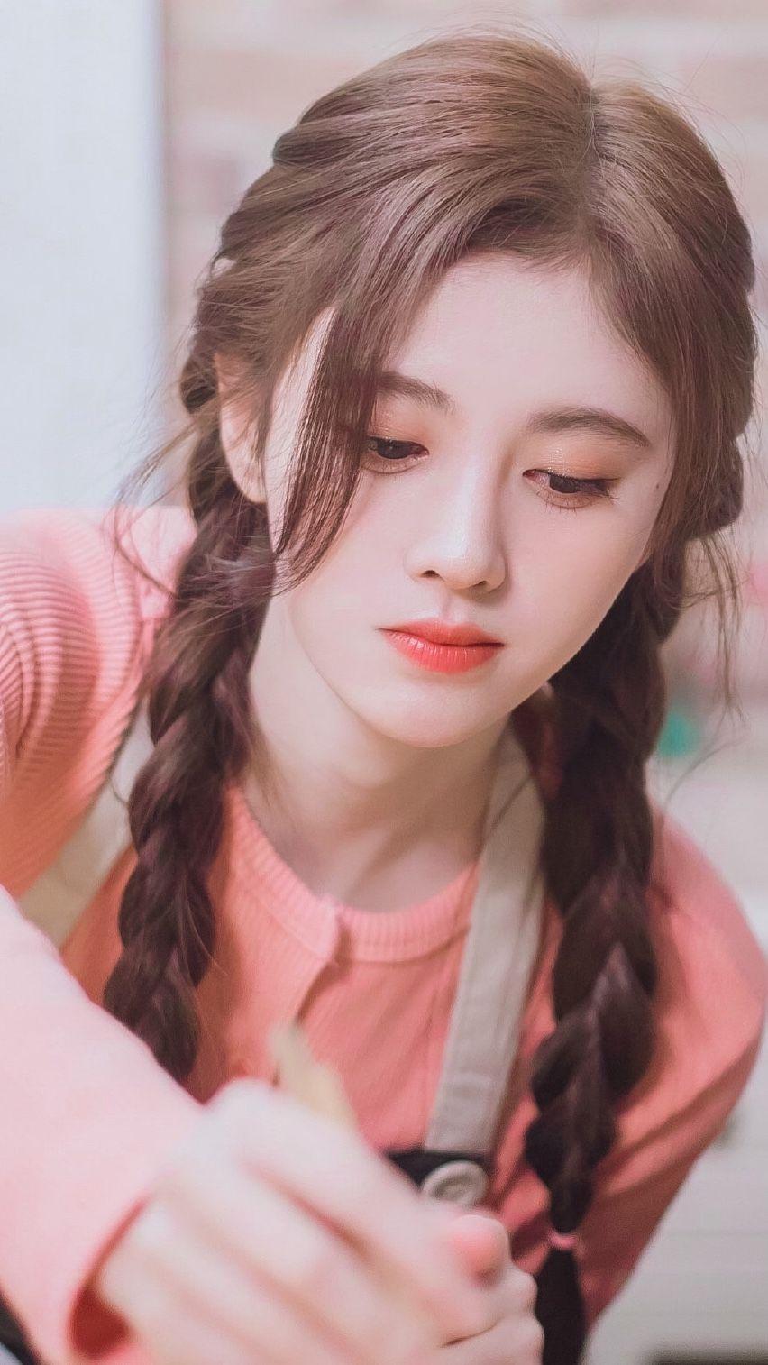 Kiểu tóc dài đẹp, dễ thương nhất