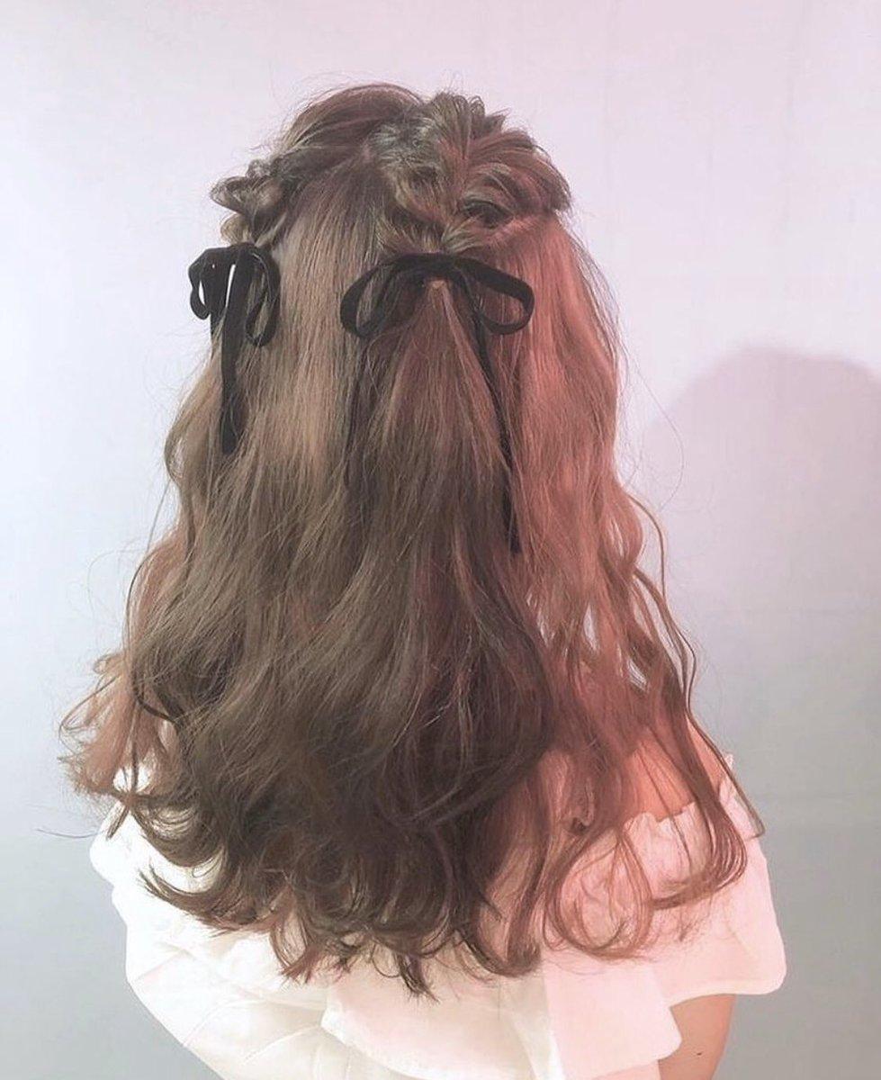 Kiểu tóc dễ thương cho nữ
