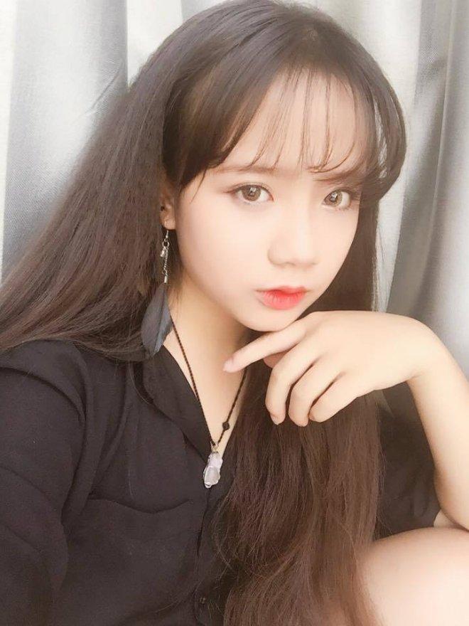 Kiểu tóc mái thưa Hàn Quốc đẹp