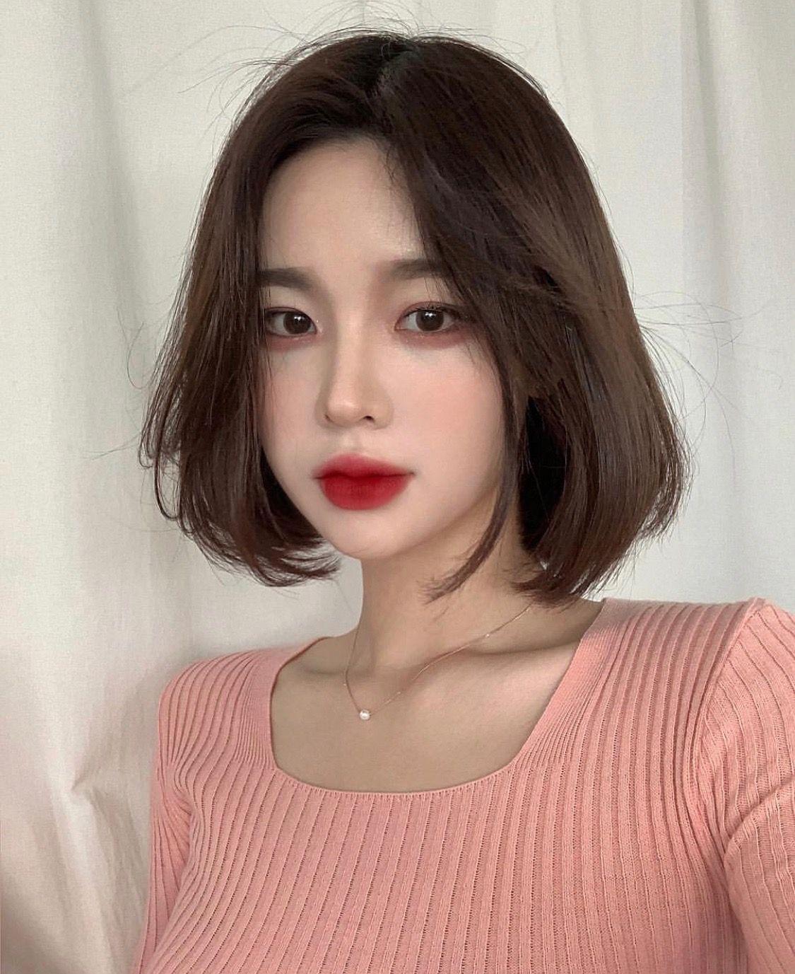 Kiểu tóc ngắn trẻ trung đẹp cho nữ