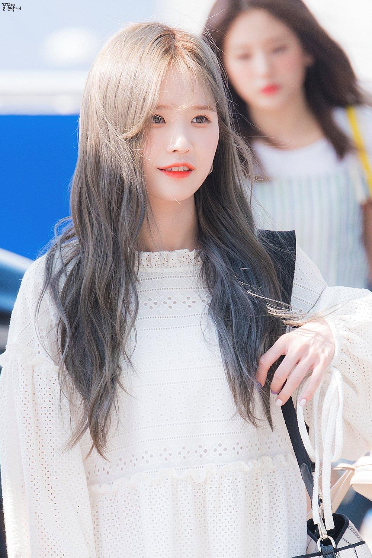 Màu tóc nhuộm sáng da đẹp nhất