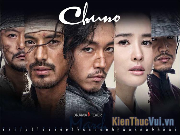Chuno - Săn nô lệ (2010)
