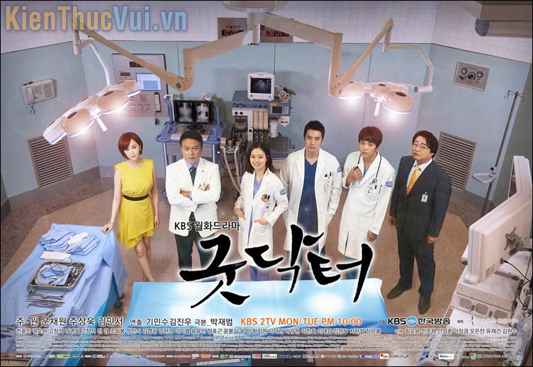 Good Doctor – Thiên thần áo trắng (2013)