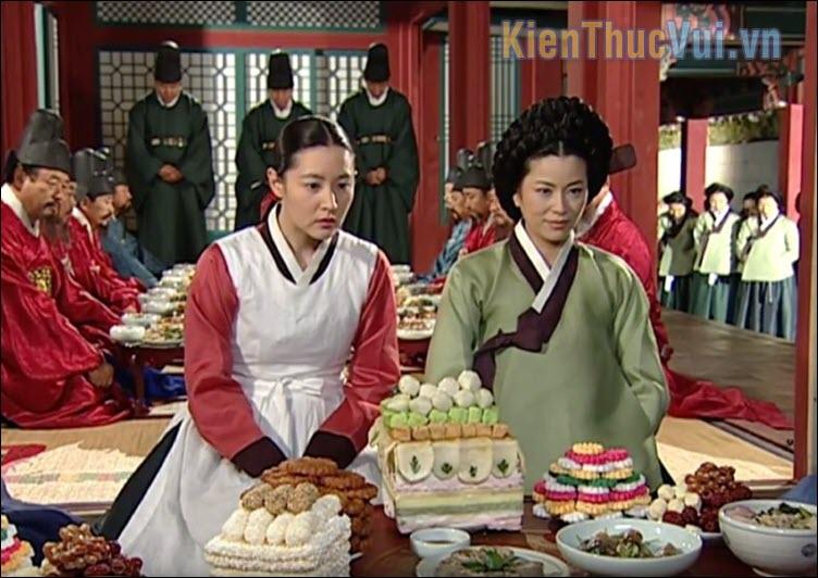 Jewel in the Palace - Nàng Dae Jang Geum (2003)